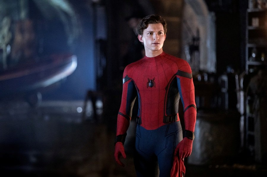 Young English actor Tom Holland has a solid footing as Spider-Man in the latest movie of the sticky superhero after swinging into the role three years ago. Picture courtesy of Sony Pictures Entertainment (Malaysia)