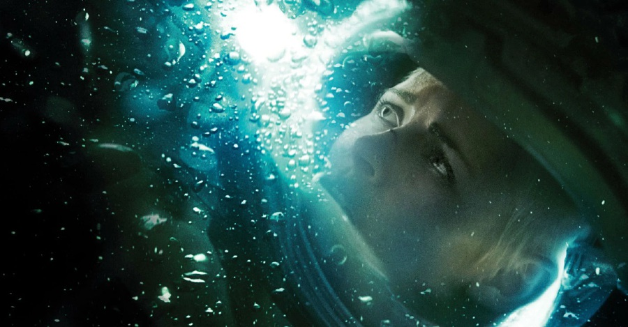 Kristen Stewart plays the hardy mechanical engineer Norah, who will have to survive the terrifying realities of the deep sea after her underwater lab is damaged by an earthquake. (Picture courtesy of The Walt Disney Company)