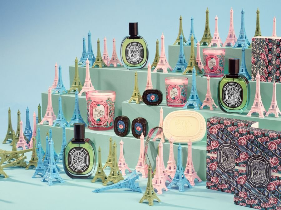 Diptyque's latest scent, Eau Capitale, is enigmatic and mesmerising.