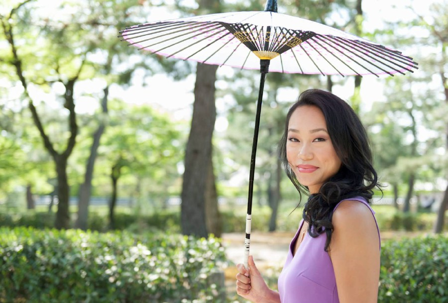 Tatcha founder Vicky Tsai.