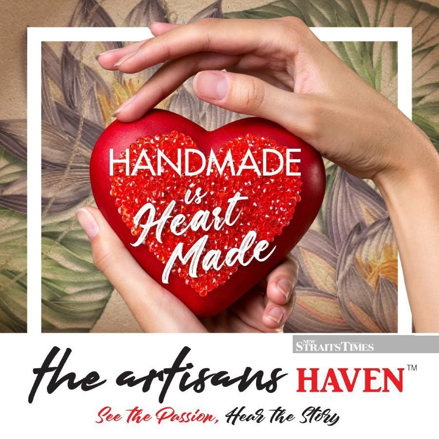 The #HandmadeisHeartmade campaign seeks to bring at least RM1 million sales for TAH's tenants in the next 12 months.
