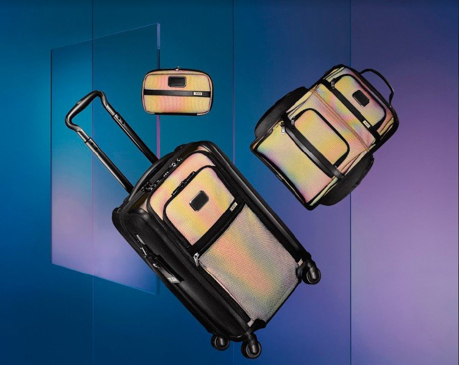 The Merge collection from Tumi's Spring 2020 line-up.