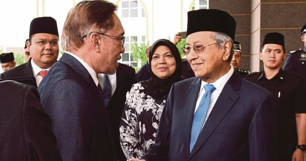 Selamat pagi, Malaysia Baru!