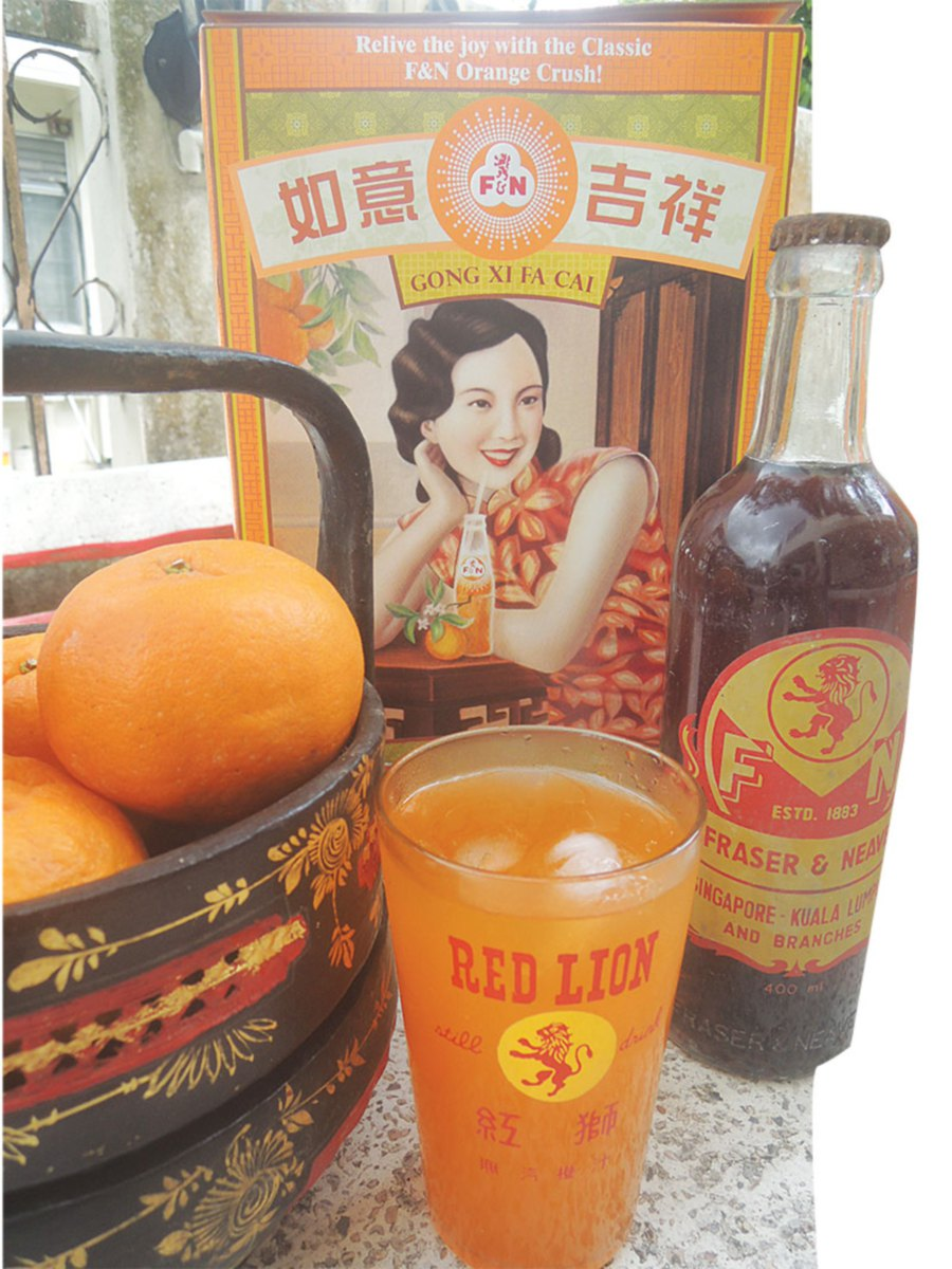 Clapping eyes on the recently released limited edition F&N Orange Crush design inspires Alan Teh Leam Seng to go down memory lane to learn about one of Malaya's most enduring companies