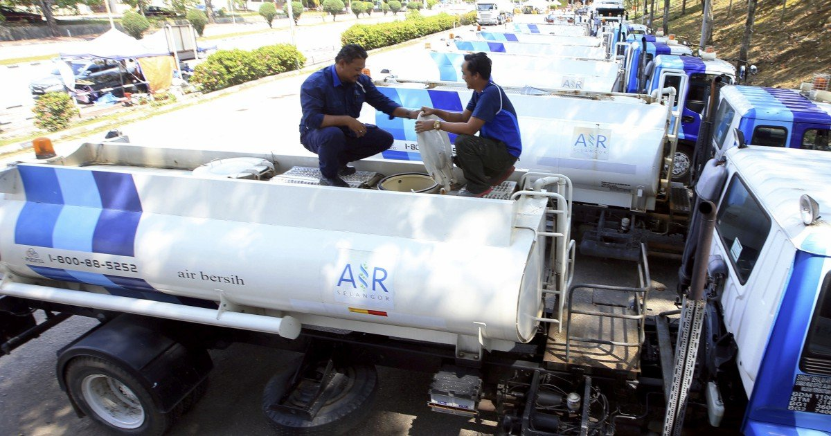 Air Selangor to spend RM30bil within 30 years in managing water