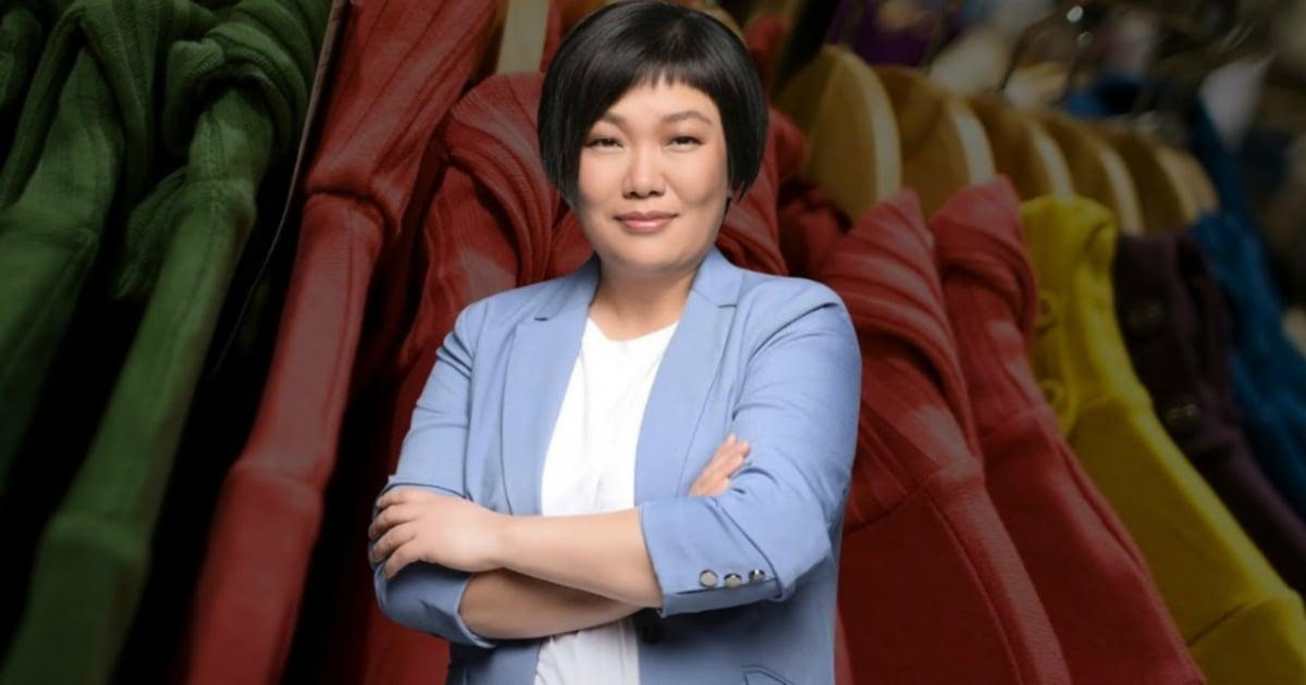 Self-made e-commerce guru becomes Russia's richest woman