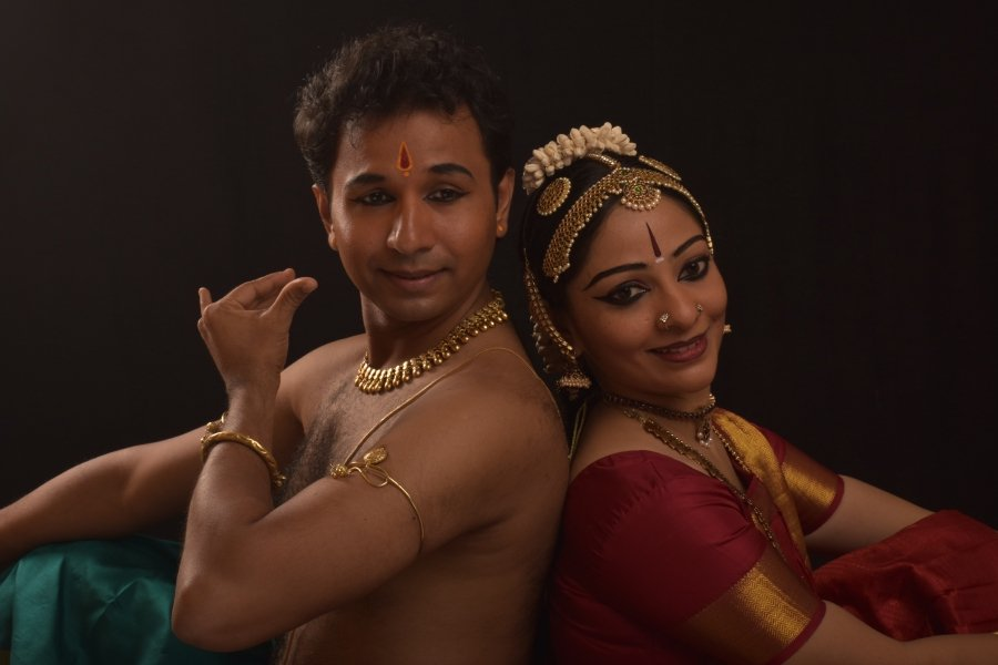 Husband and wife duo Shijinth and Parvathy