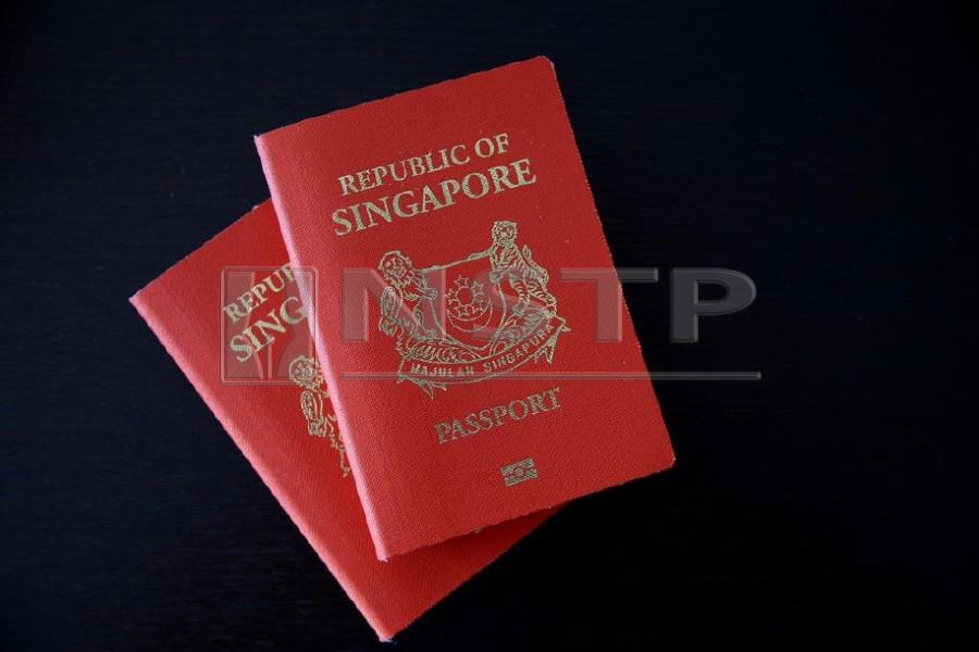 Japan passport dethrones Singapore as world's most powerful