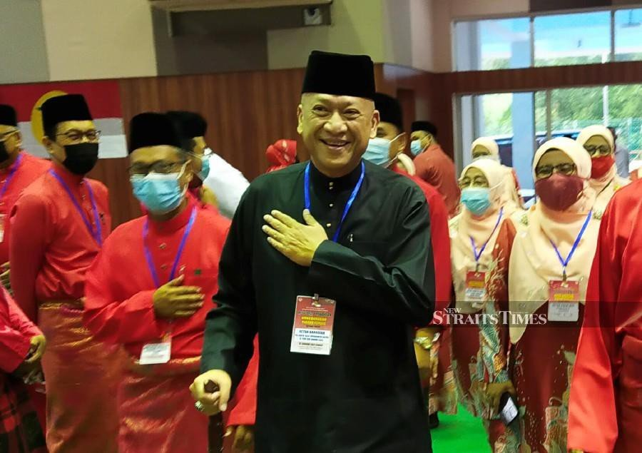 Datuk Seri Mohamed Nazri Abdul Aziz  has withdrawn his support for Prime Minister Tan Sri Muhyiddin Yassin. - NSTP/File pic