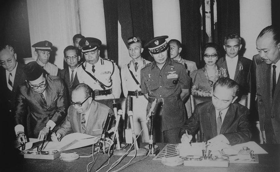Indonesia sebagai pemimpin ASEAN