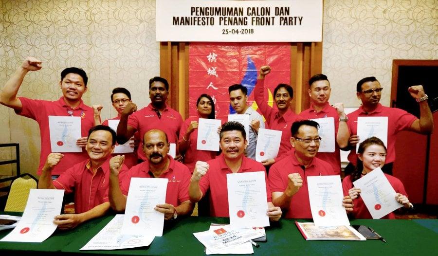 PFP Pledges 'Penang For Penangites'