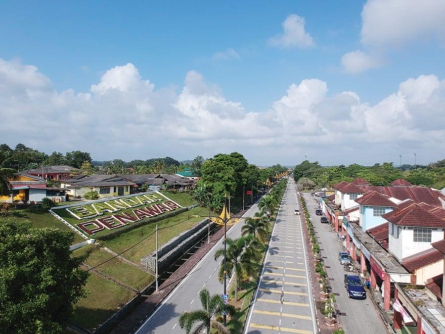 Bandar Penawar is one of the earliest townships in Pengerang.