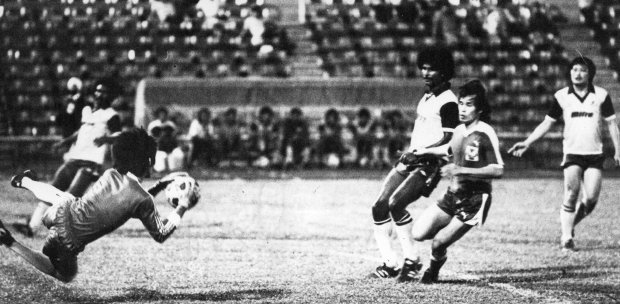 Updated) Chow Chee Keong, the Malaysian football legend