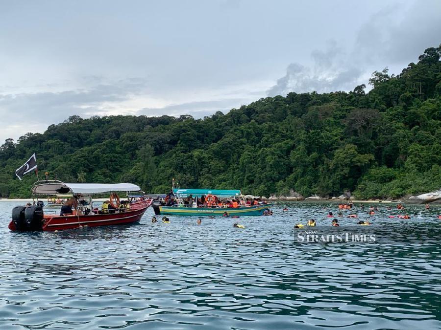 Despite Covid-19, monsoon a boon for Terengganu resorts