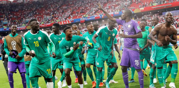 5a08e646b Senegal to the rescue as African teams struggle at World Cup