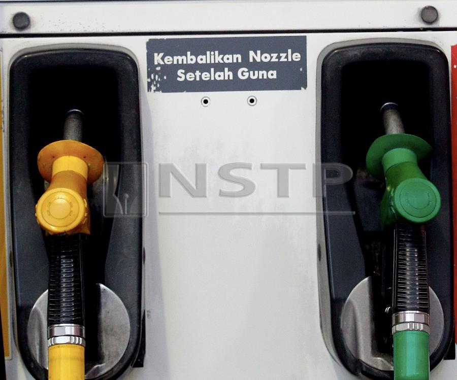 RON95, RON97 petrol down 1 sen, diesel up 1 sen | New
