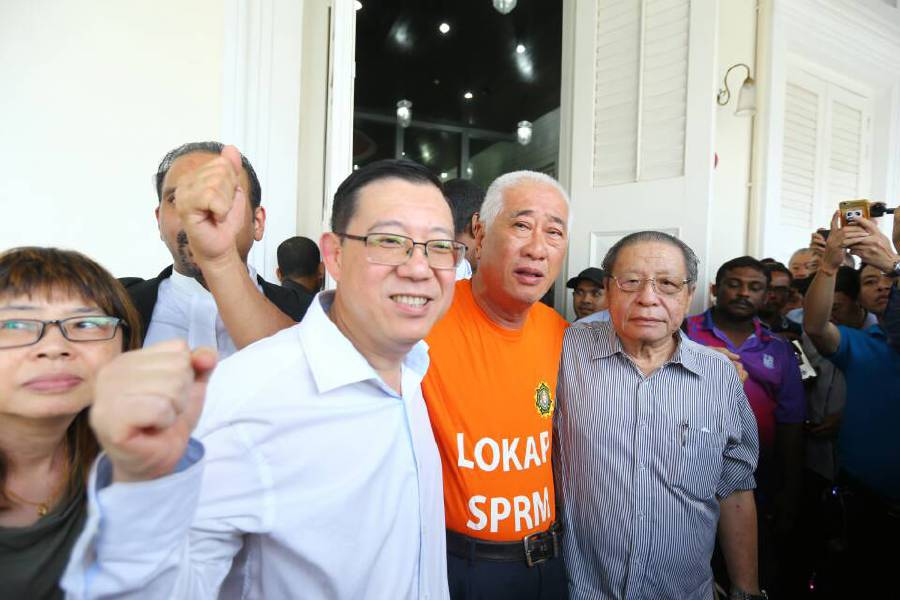 Court 'no' to review of Penang exco's remand (Updated)