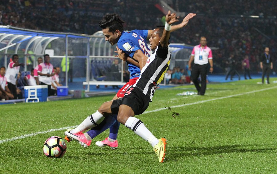 Pahang Qualify For 2017 FA Cup Semifinal