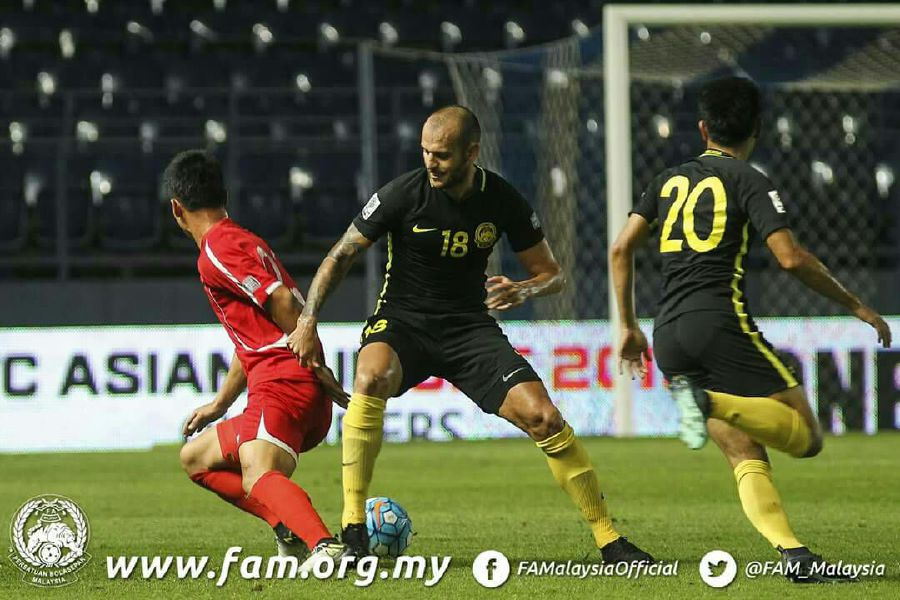 North Korea tame Malaysia on neutral ground in Buriram