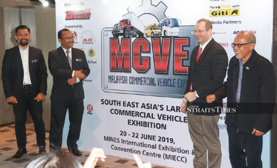 8,000 visitors expected at 4th Malaysia Commercial Vehicle