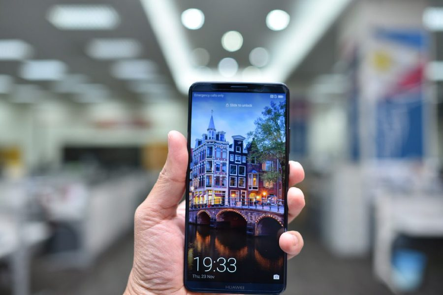 Huawei's Mate 10 Pro will be available in Malaysia from