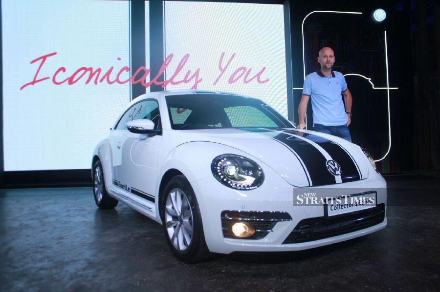 End of the line: VW Beetle Collector's Edition at RM164,390 | New