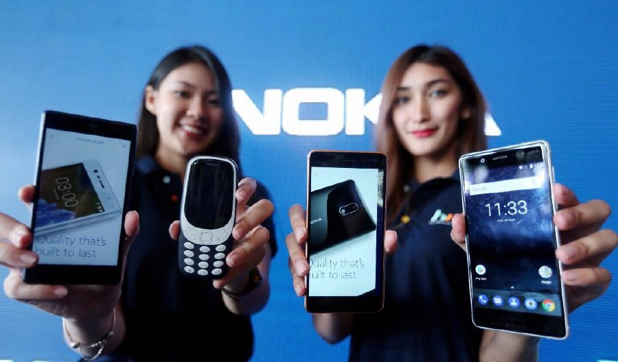 New Nokia Smartphones Will Be Globally Released Next Month
