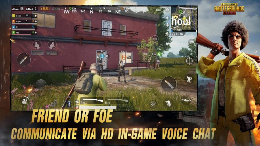 PUBG Mobile starts its worldwide release