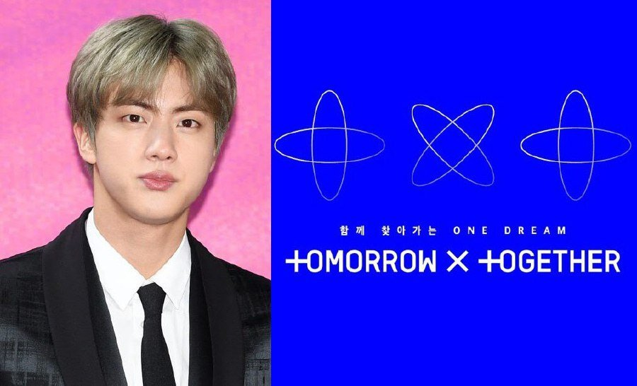 #Showbiz: BTS' Jin shows support for junior group TXT ...