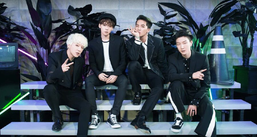 #Showbiz: K-Pop group WINNER propels good energy of YG ...