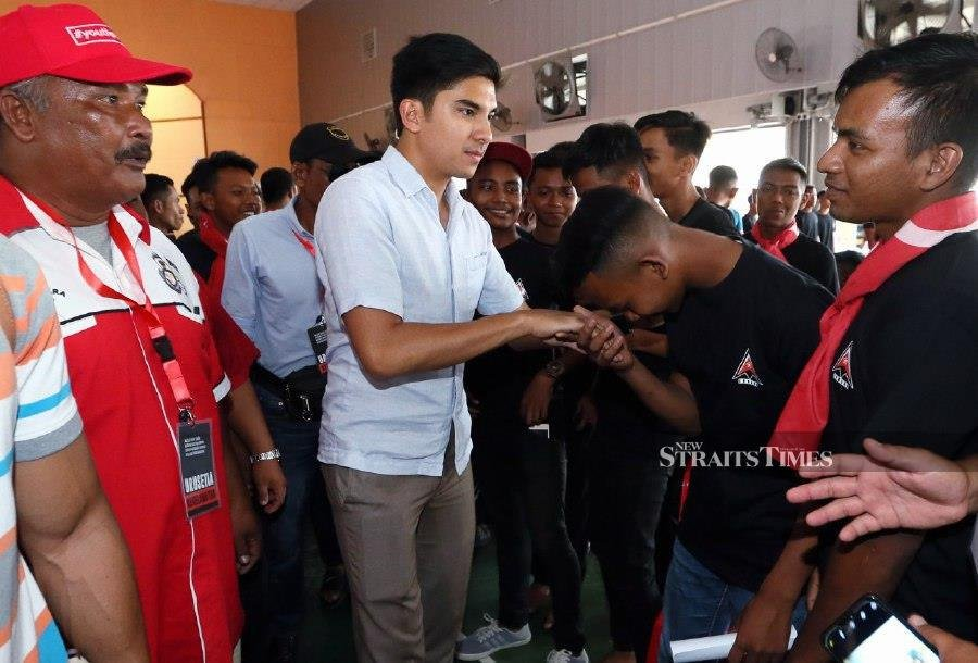 IT IS timely to reflect upon what has been done at the Ministry of Youth and Sports. -NSTP/AMRAN HAMID
