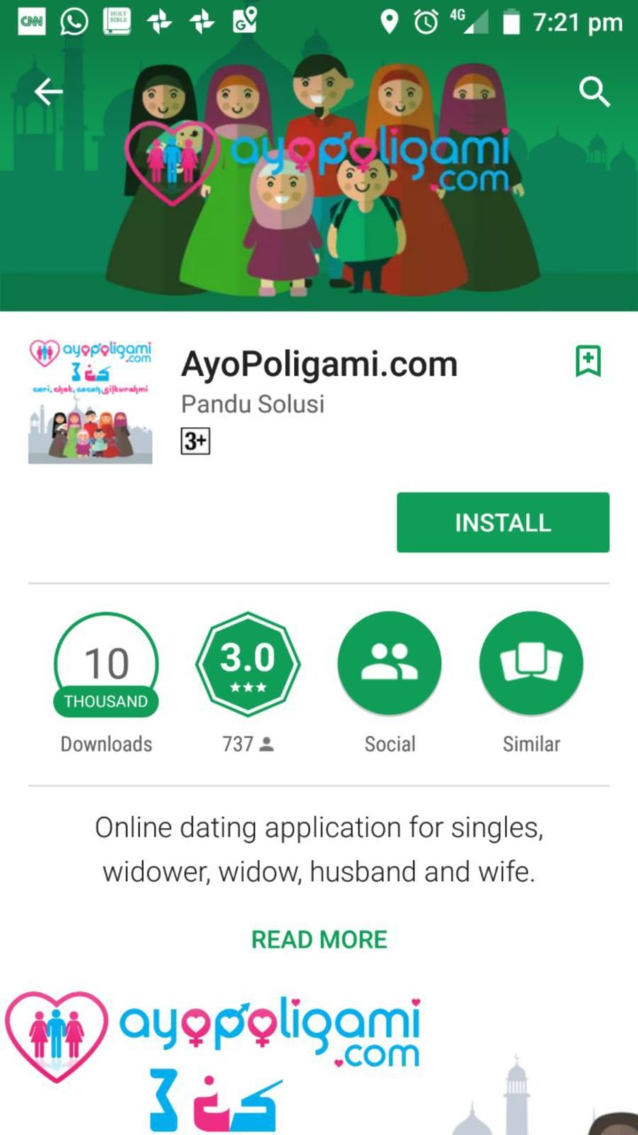Popular dating app indonesia 1
