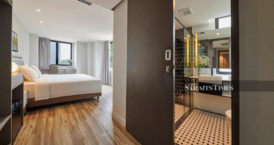 J-Hotel by Dorsett has 154 rooms with four different room categories ranging from superior to plus. - Pix courtesy of Dorsett Hospitality International