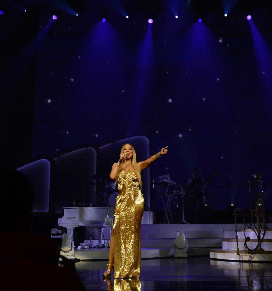 Mariah Carey to perform in Singapore