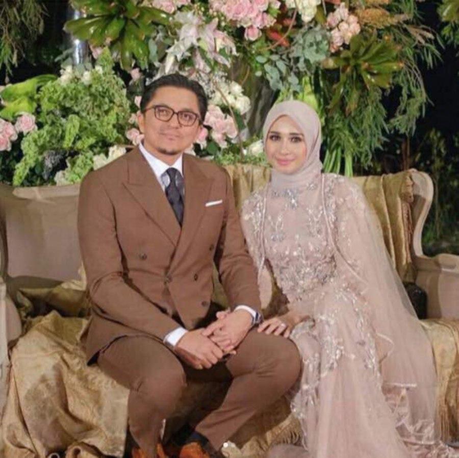 Showbiz) Malaysian and Indonesian celebrities attend Engku Emran and ...