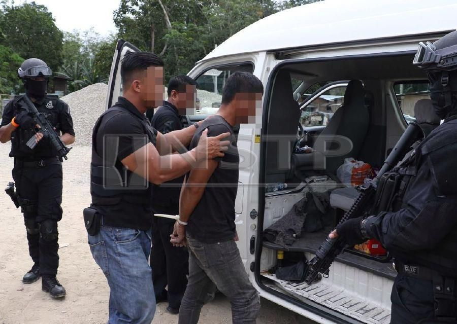 Eight arrested by police for involvement in terror activities | New