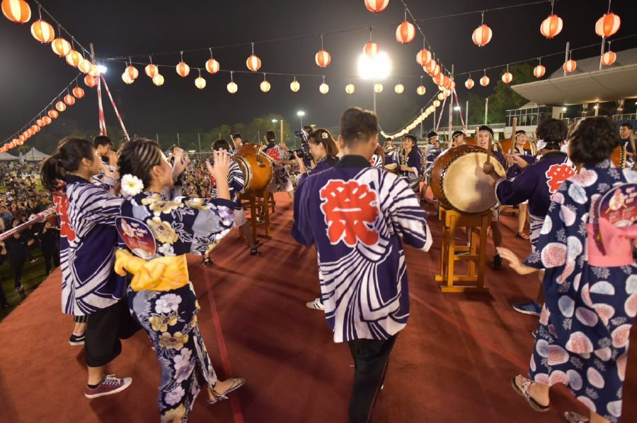 Traditional Japanese culture has a large following in Malaysia – and this was on full display at the 41st Bon Odori 2017 festival held at the National Sports Complex, Shah Alam, last night. (Photos by IZWAN ISMAIL)