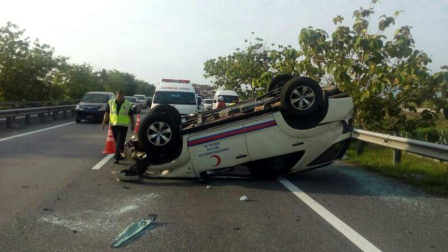 Six nurses injured, two seriously, in SUV crash on NSE | New