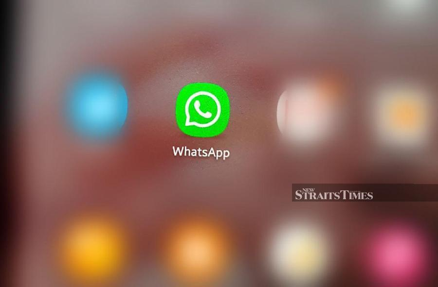 Popular messaging app WhatsApp was down in various regions this evening from around 7pm to 10pm in Malaysia.