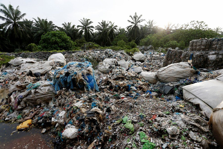 Alarm grows as M'sia becomes world's top dump site for plastic waste