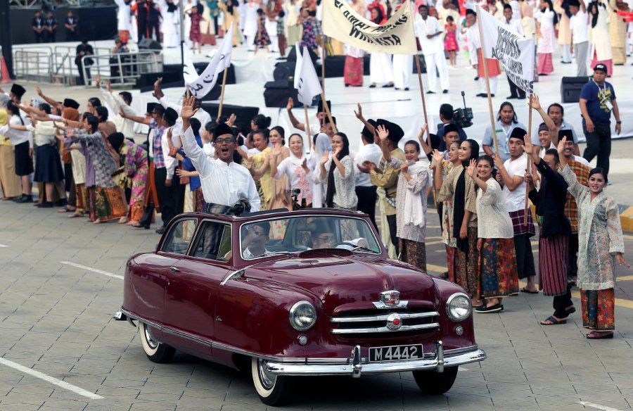 National Day 2017 A Nostalgic Trip In History