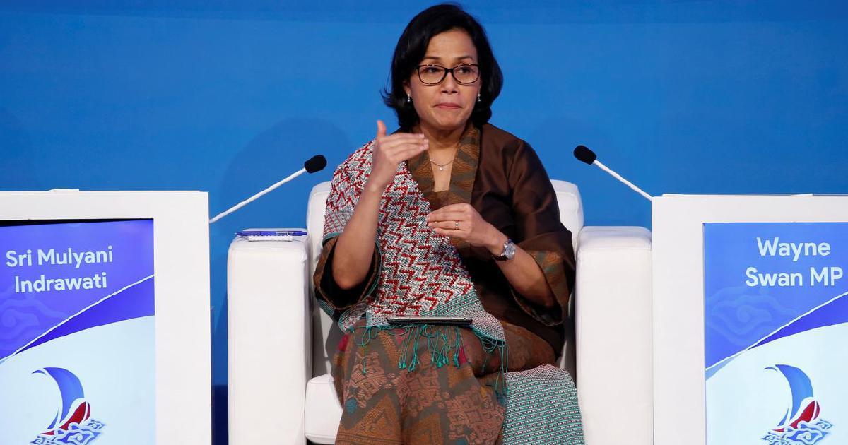 Image result for Indonesia's Indrawati to stay on as finance minister