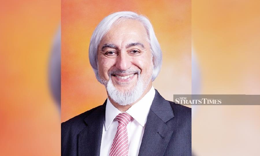 Datuk Dr Parmjit Singh