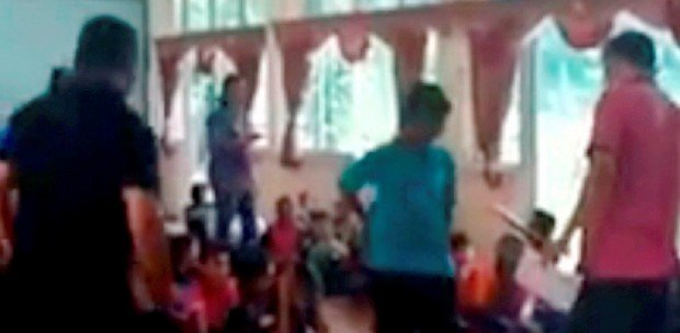 Probe launched into caning of schoolgirl by male teacher