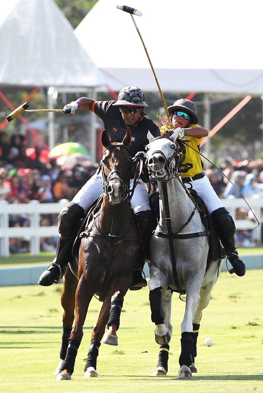 Kl2017 Star Studded Polo Affair As Kj Squares Up To