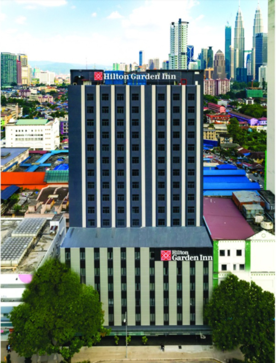 Hilton Eyes 7 New Hotels