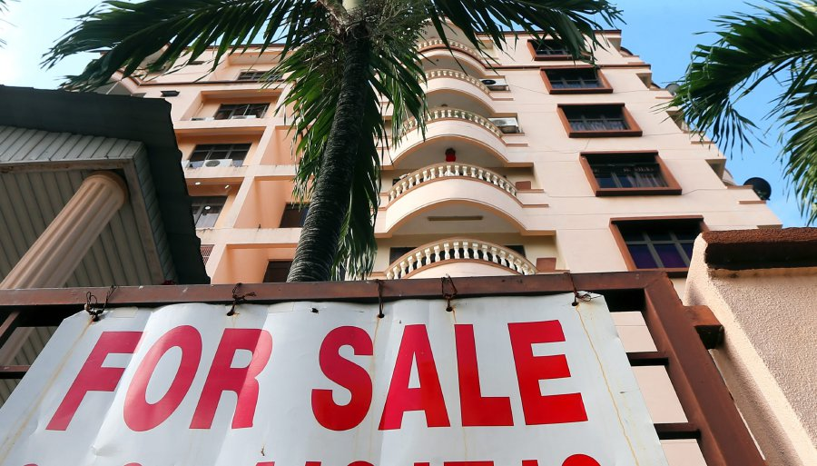 Financial institutions' exposure to property market up by 8% in ...