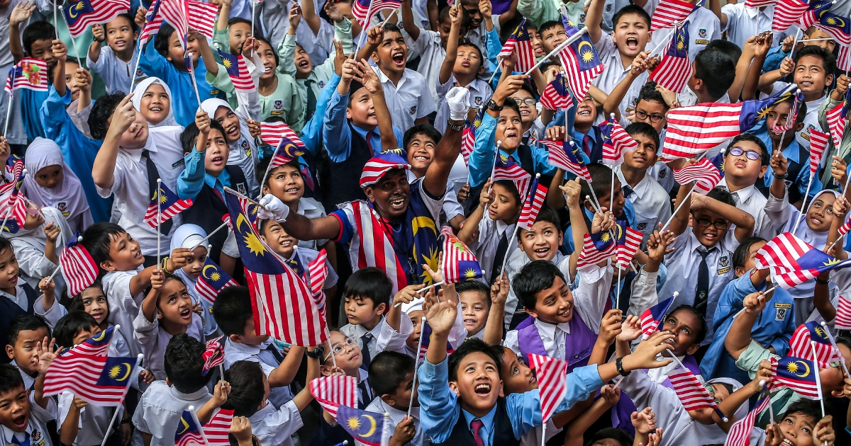 Shared prosperity for all Malaysians