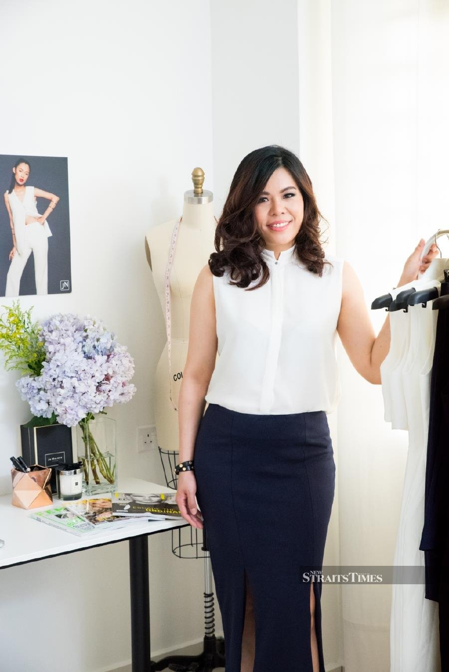 From Software Engineer To Fashion Designer New Straits Times