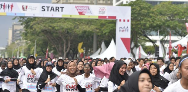 Kfc Malaysia Add Hope 2017 Collects Rm4 2m Funds In 2017